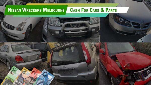 Nissan wreckers spares parts Melbourne