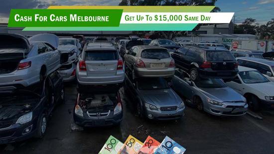 Cash For Old Junk Cars Melbourne