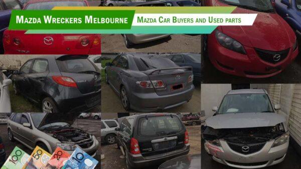 Mazda Wreckers Car Buyers Melbourne