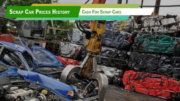 Scrap Car Prices Fluctuation